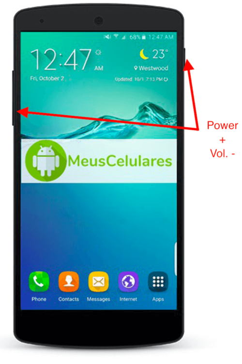 android-celulares